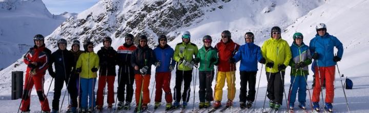 Skiwochenende in Sölden