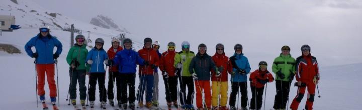 Skiwochenende in St.Moritz