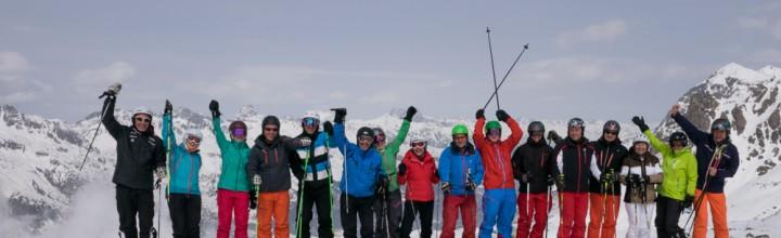 Skiwochenende St. Moritz vom 2./3..4.16